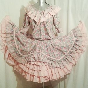 Rhythm Creations Square Dance Outfit